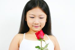 Young asian child 07 Royalty Free Stock Photography