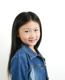 Young Asian Child 07 Stock Photography