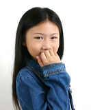 Young asian child 07 Royalty Free Stock Photo