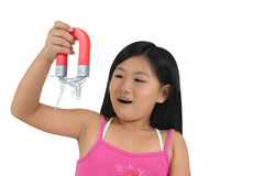 Young asian child stock image