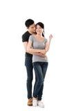 Young Asian couple Stock Photos
