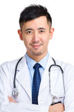 Young asian doctor Stock Images