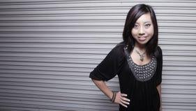 Young Asian female Stock Photos