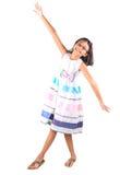Young Asian Girl Active I Stock Photos