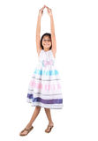Young Asian Girl Active III Royalty Free Stock Photos
