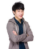 Young asian male Royalty Free Stock Image