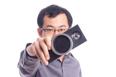 Young Asian Male Model Stock Image