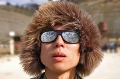 Young Asian Man Stock Photography