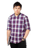 Young asian man Stock Image