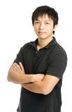 Young Asian man Royalty Free Stock Photos