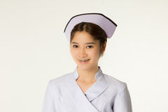 Young Asian Nurses Royalty Free Stock Photo