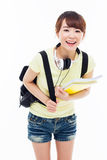 Young Asian student Stock Images
