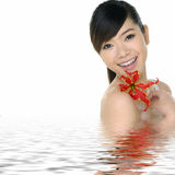 Young Asian woman Stock Photos