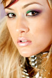 Young asian woman beauty shot Stock Image
