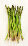 Young asparagus Stock Photo