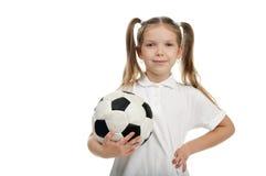 A young  athlete Stock Photos