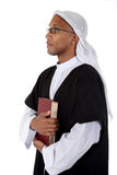 Young attractive African American man, sheikh Stock Photos