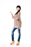 Young attractive Asian woma Royalty Free Stock Photography