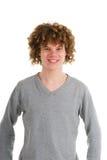 Young attractive boy Stock Photos