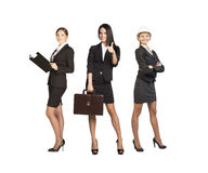 Young attractive business women Royalty Free Stock Photo
