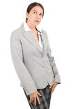 Young attractive businesswoman Royalty Free Stock Photography