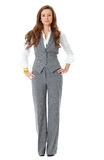 Young attractive and confident businesswoman Royalty Free Stock Photo