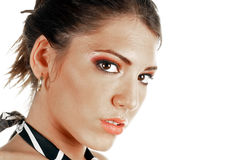 Young attractive female Royalty Free Stock Images