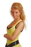 young attractive girl Royalty Free Stock Photos
