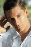 Young attractive male Stock Photography