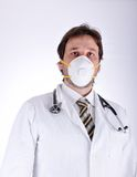 Young attractive male doctor Royalty Free Stock Photo
