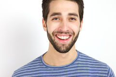 A Young Attractive Man Stock Photography