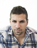 Young attractive man portrait Stock Photography