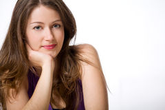 Young Attractive Woman Stock Photos