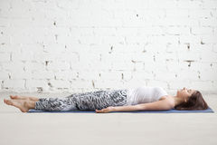 yoga corpse pose stock photos  royalty free images