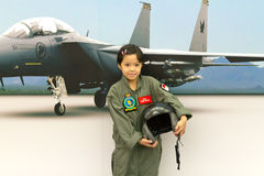 Young Aviator Stock Images