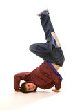 Young b-boy Royalty Free Stock Photography