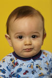 Young Baby Stock Image