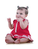 Young Baby Girl Stock Images