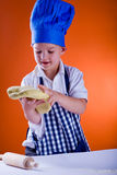 Young baker Royalty Free Stock Photos