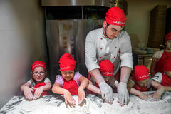 Young baker Royalty Free Stock Photography