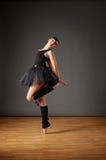 Young ballerina Stock Image