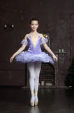 Young ballerina Stock Photos