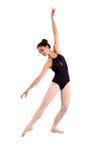 Young ballerina Royalty Free Stock Photos