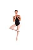 Young ballerina Royalty Free Stock Photo