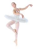 Young ballerina. Royalty Free Stock Photography