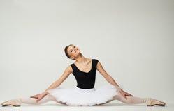 Young ballerina dancer Stock Photos