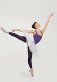 Young ballerina dancer Stock Photo