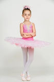 Young ballerina Royalty Free Stock Photo