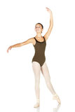 Young Ballet Dancer Royalty Free Stock Photo