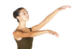 Young Ballet Dancer Royalty Free Stock Image